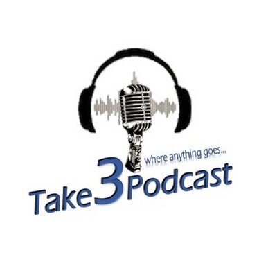 Take 3 Podcasts - Sports and More