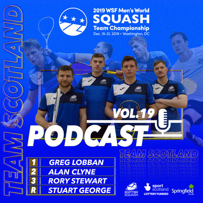 Scottish Squash Podcast