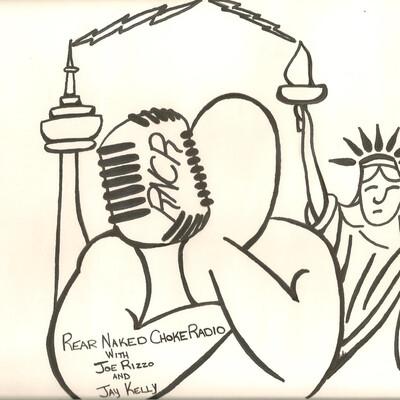 Rear Naked Choke Radio (MMA)