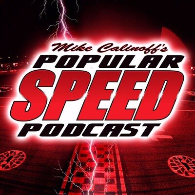 PopularSpeed.com's NASCAR Podcast