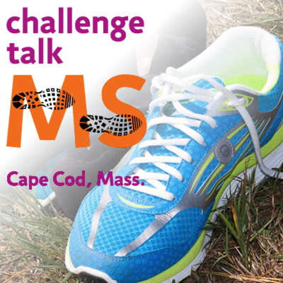 MS Challenge Talk - Stories of living with multiple sclerosis & fundraising for a cure on Cape Cod, Massachusetts