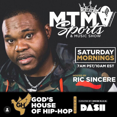 MTMV Sports and Music Show on GH3 Radio