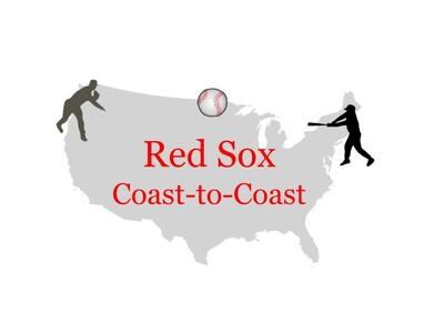 Red Sox Coast to Coast