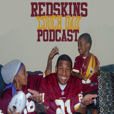 Redskins Couch Dad Podcast