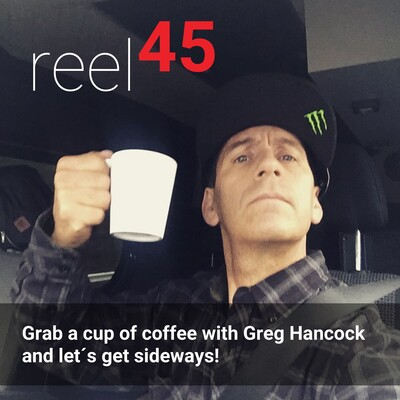 Reel45 Podcast with Greg Hancock and Stefan Juhnell - Speedway