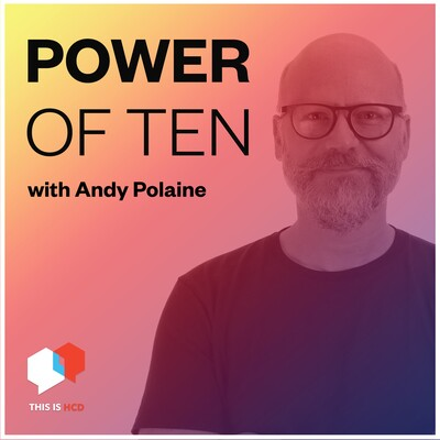 Power of Ten with Andy Polaine