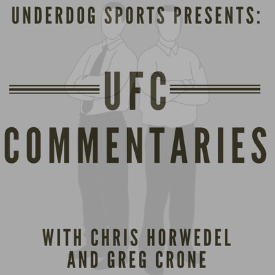 UFC Commentaries