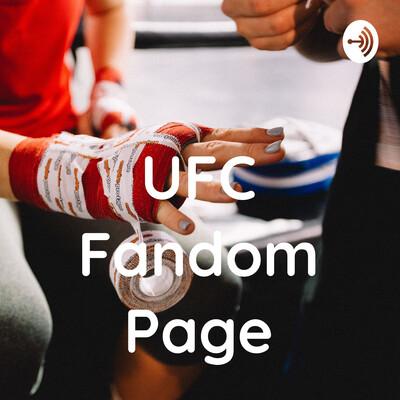 UFC Fandom Page
