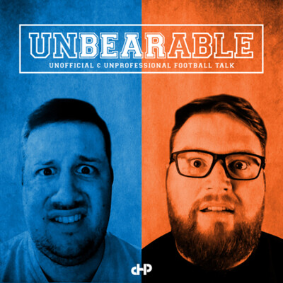 Unbearable: Unofficial and Unprofessional Football Talk