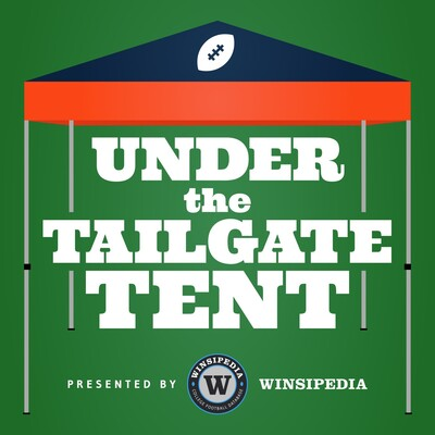 Under The Tailgate Tent