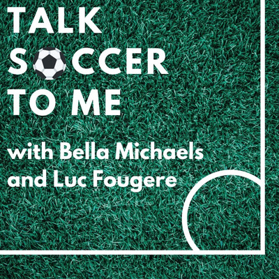 Talk Soccer To Me