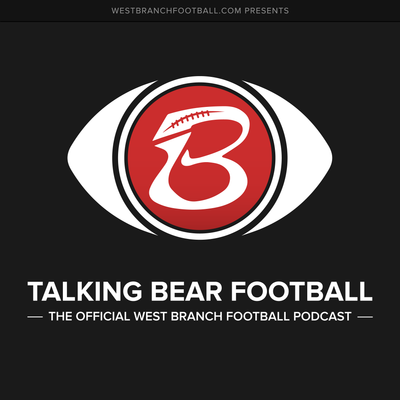 Talking Bear Football
