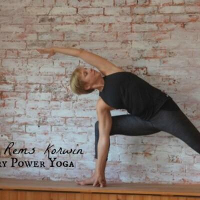 Power Yoga with Heather Rems Korwin