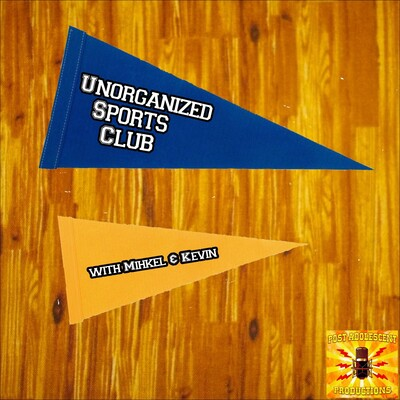 Unorganized Sports Club Podcast
