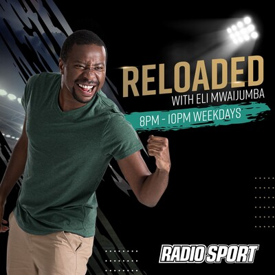 Reloaded with Eli Mwaijumba