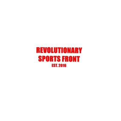 Revolutionary Sport Front