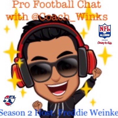 Pro Football Chat with @Coach_Winks