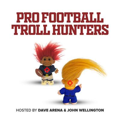 Pro Football Troll Hunters Show