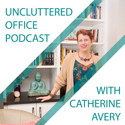 Uncluttered Office with Catherine Avery