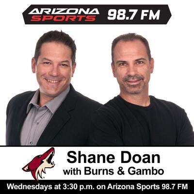 Shane Doan w/ Burns & Gambo - Segments and Interviews