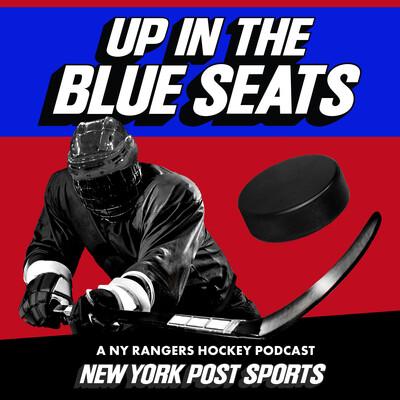 Up In The Blue Seats: A NY Rangers Hockey Podcast from NY Post Sports