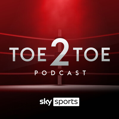 Ringside Toe2Toe Boxing Podcast