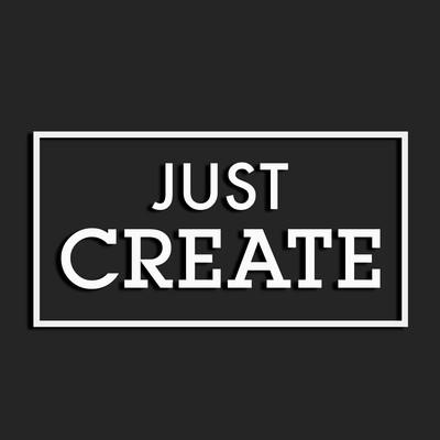 Just Create: An Art & Design Podcast