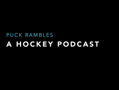 Puck Rambles Podcast – Hockey Puck Rambles