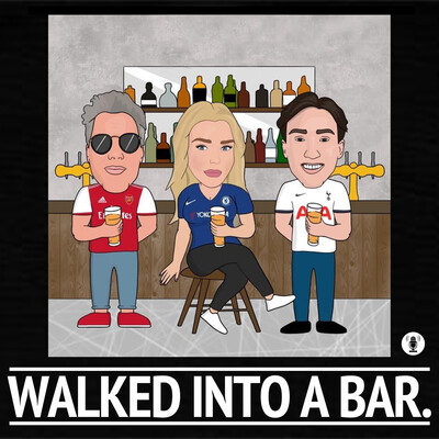 Walked into a bar...
