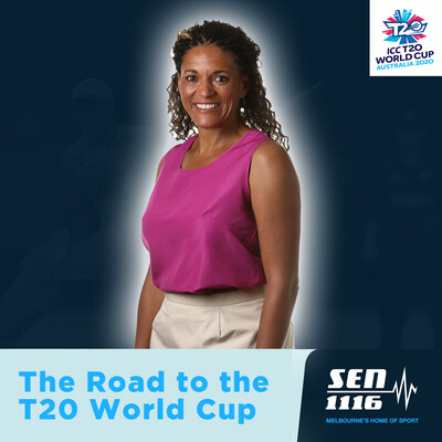 Road To The T20 World Cup with Mel Jones