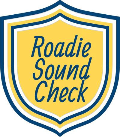 Roadie Sound Check
