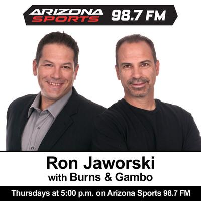 Ron Jaworski w/ Burns & Gambo - Segments and Interviews