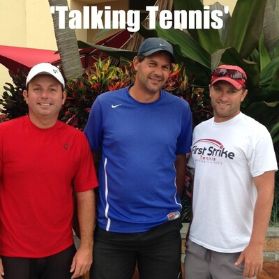 Talking Tennis Podcast #1