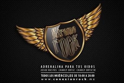 Xtreme Rock adrenalina para tus oidos!!! (Podcast) - www.poderato.com/xtremerock2