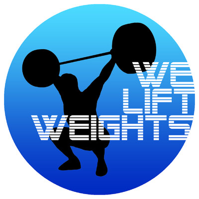 We Lift Weights 重量挙げポッドキャスト