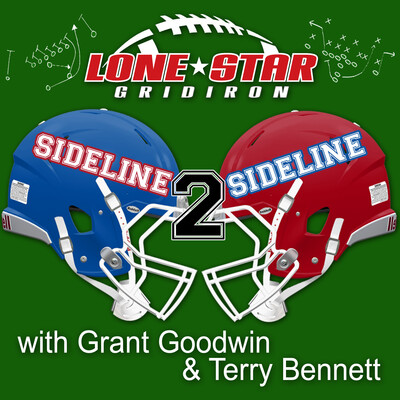 Sideline to Sideline – Lone Star Gridiron