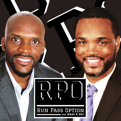 Run Pass Option with Isaac Bruce and Doc Holliday