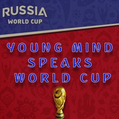 Young Mind Speaks World Cup!