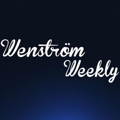 Wenström Weekly