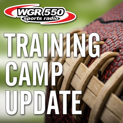 WGR's Training Camp Update