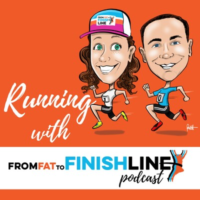 Running With From Fat to Finish Line
