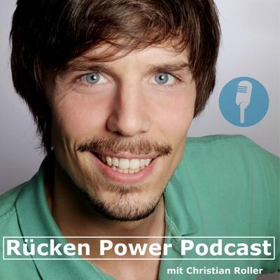 Rücken Power Podcast - Kraft tanken mit Christian - Fitness für Körper | Geist | Seele