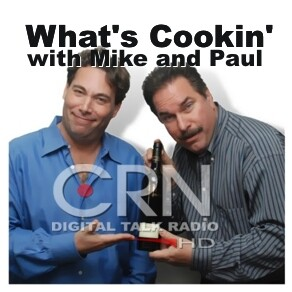 What's Cookin' Today on CRN