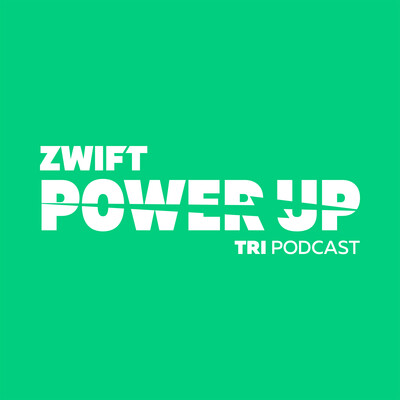 Zwift PowerUp Tri Podcast