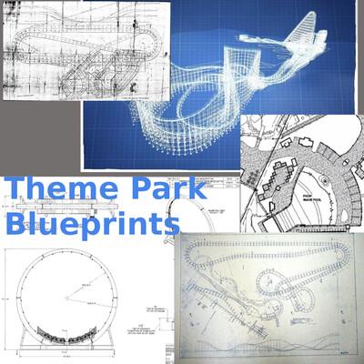 Theme Park Blueprints