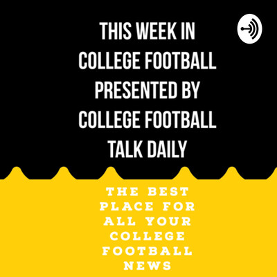 This Week in College Football