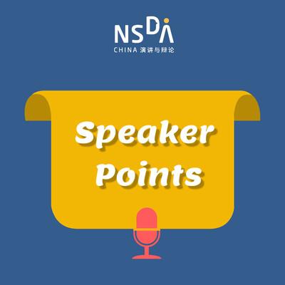 Speaker Points
