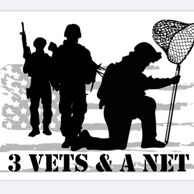 Three Vets and a Net