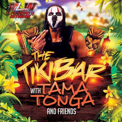 Tiki Bar with Tama Tonga