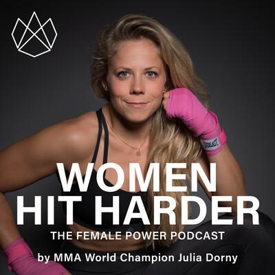 WOMEN HIT HARDER